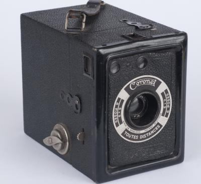 Camera received by Raphael Anav for his bar mitzvah