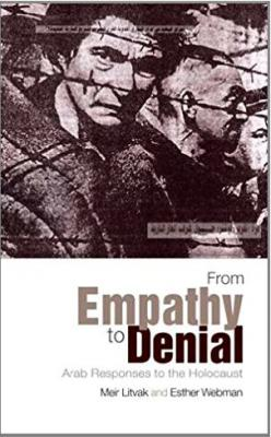 "Das Buch ""From Empathy to Denial: Arab Responses to the Holocaust"""