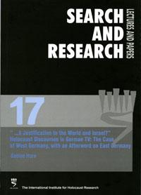 Search and Research, 17