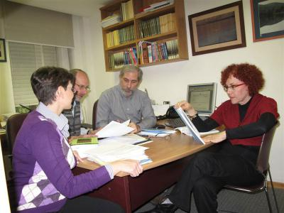 Editorial Staff, Yad Vashem Studies
