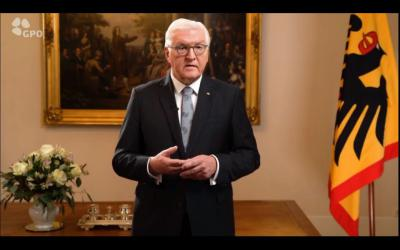 "President of Germany H.E. Mr. Frank-Walter Steinmeier: ""We need to act"""