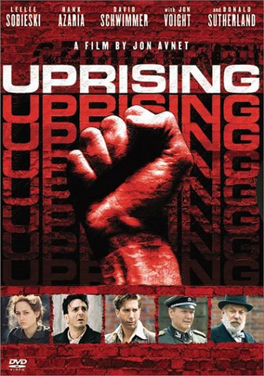 Uprising (2001) - Movie Poster