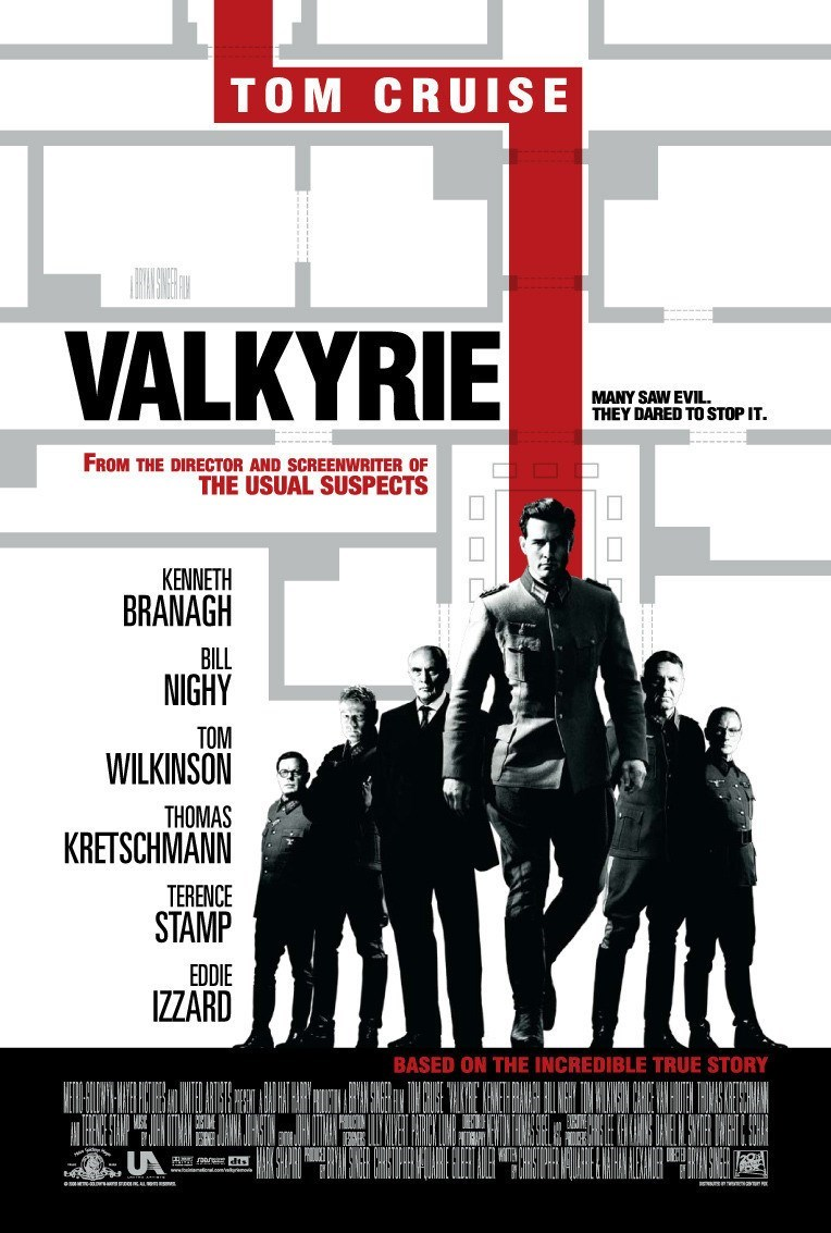"""Valkyrie"" - Movie Poster"