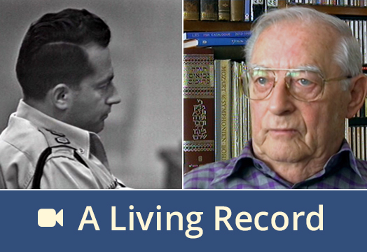 A Living Record. The Eichmann Trial