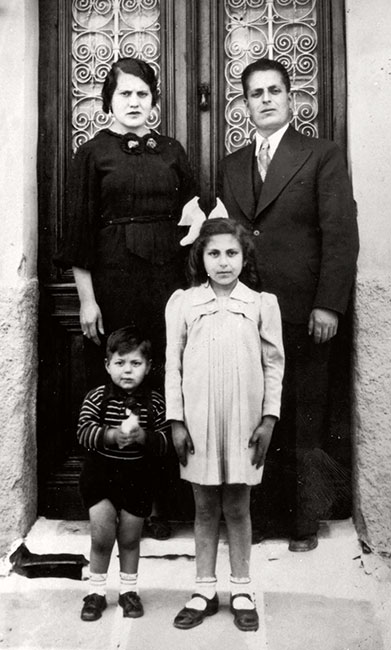 The Batis Family The Fate Of Jewish Families In 1944
