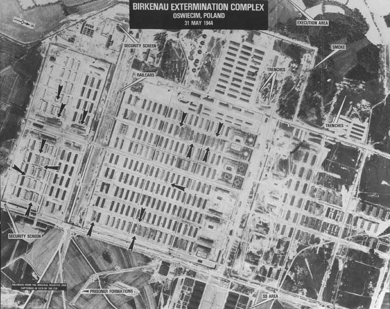 an overview of the auschwitz nazi concentration camp Reconceptualizing nazi camps (summary) schmelt as schmelt camps were transformed into concentration camp the intersection of auschwitz-birkenau's.