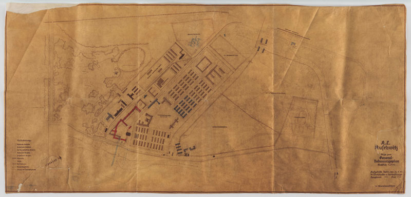 Architecture of murder the auschwitz birkenau blueprints in malvernweather Image collections