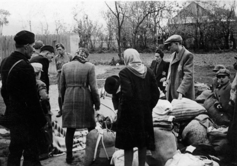 an analysis of the effects on the jews during the holocaust This op-ed/analysis is the  rachel avraham explores the history of grand mufti hajj amin al husseini's involvement in the holocaust  the effects of hajj amin.