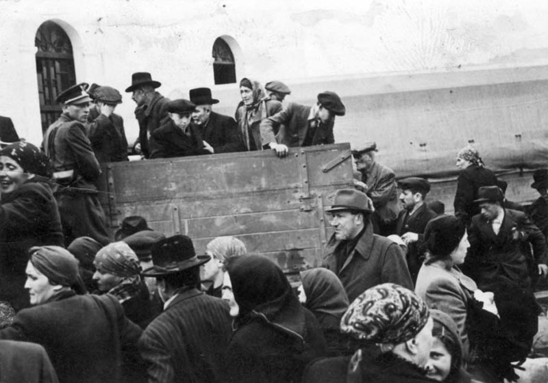 the issue of the jews emmigration during the holocaust Subsequent immigration laws were intended to detain, relocate or deport alien enemies during war or people otherwise deemed dangerous to the united states, as well as to encourage immigrants for labor due to shortages after the civil war.