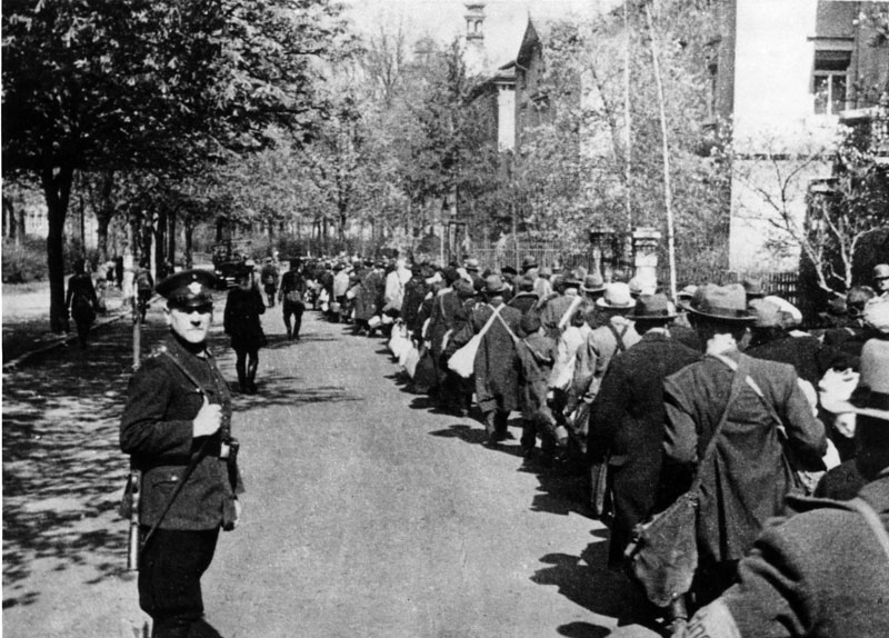 Image result for jews in germany during the holocaust