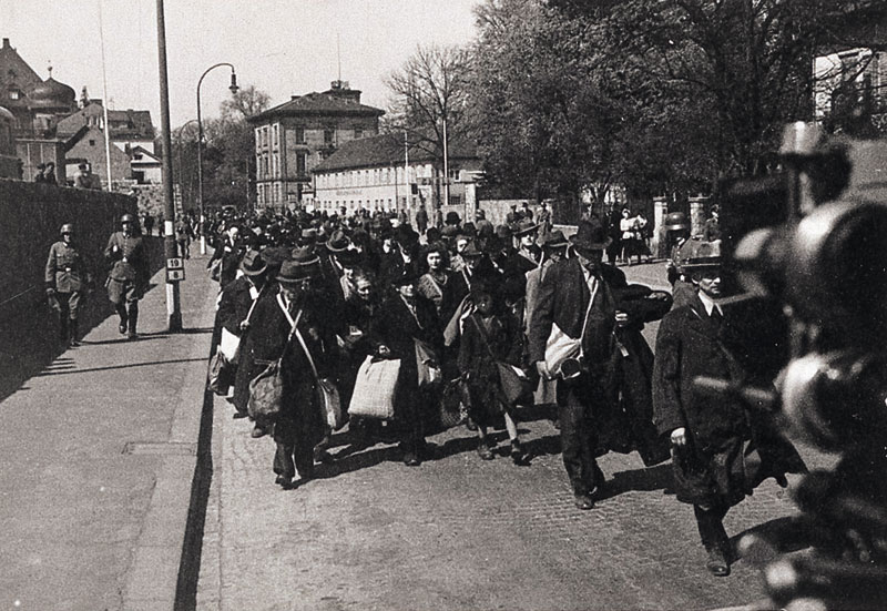 25 April 1942 The Third Deportation From W 252 Rzburg To The
