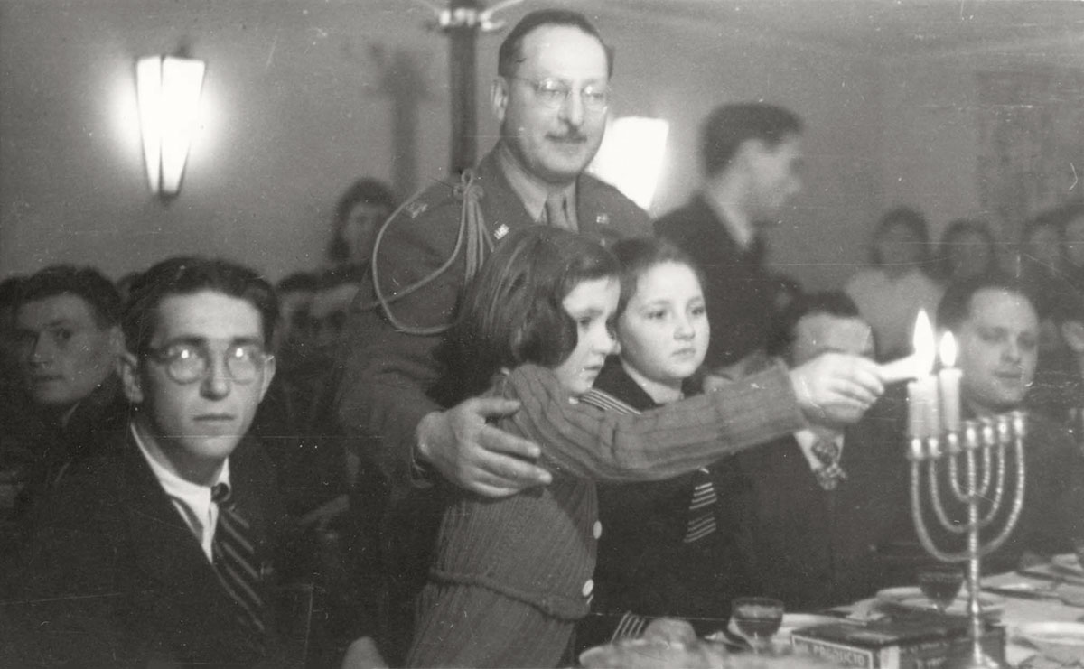Jewish people after the holocaust