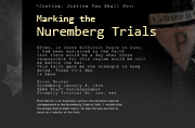 60 Years Marking the Nuremberg Trials