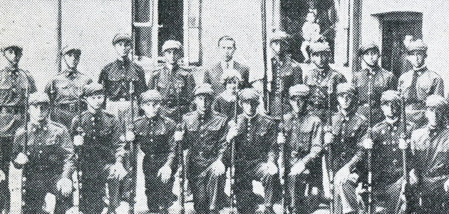 Members of the Beitar movement in Chełm, before the war