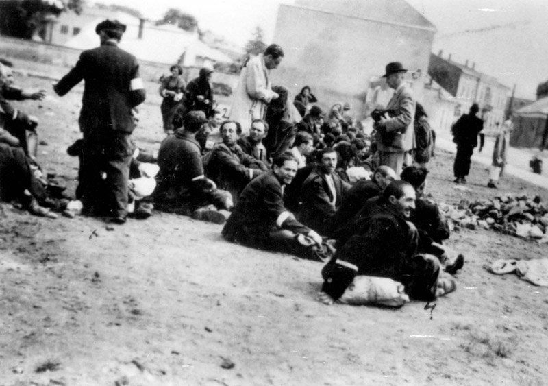 The German Occupation And The Establishment Of The Ghetto