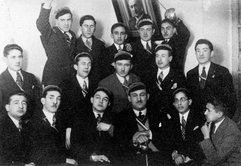 Zionist Youth Movements The Interwar Period The