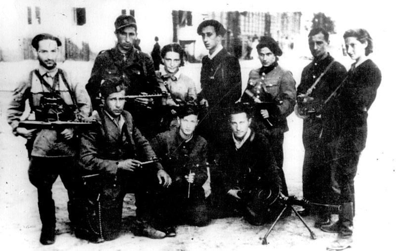"the jewish partisans of the holocaust essay Jewish resistance to the nazis suggests that we ""measure the holocaust in jewish time that some of the ghetto dwellers might escape to join the partisans."