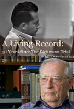 Marking 50 Years Since The Eichmann Trial