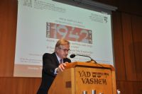 Int'l Conference at Yad Vashem