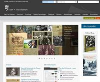 Yad Vashem Website in German