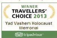 Yad Vashem one of top 25  museums in the world