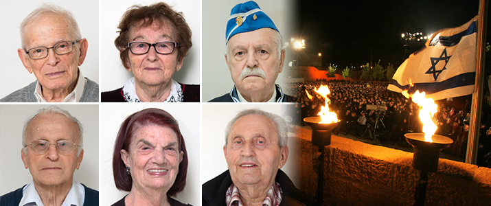 Holocaust Martyrs' and Heroes' Remembrance Day 2014